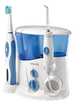 Waterpik WP-900 Water Flosser and Sonic Complete Care