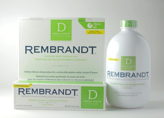 Rembrandt Deeply White + Peroxide