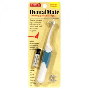 The Doctor's DentalMate Vibrating Gum Massager