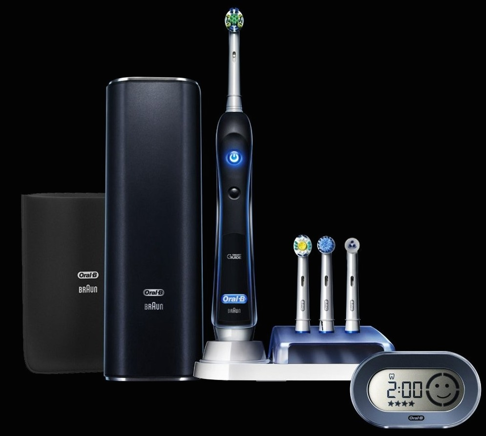 Oral-B Precision Black 7000