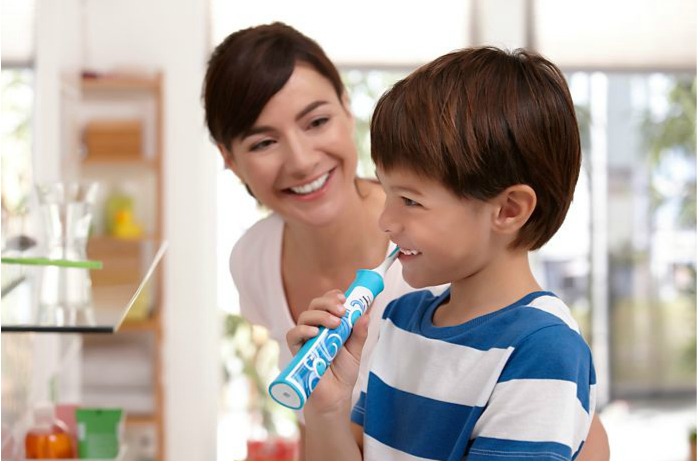 kids electric toothbrush
