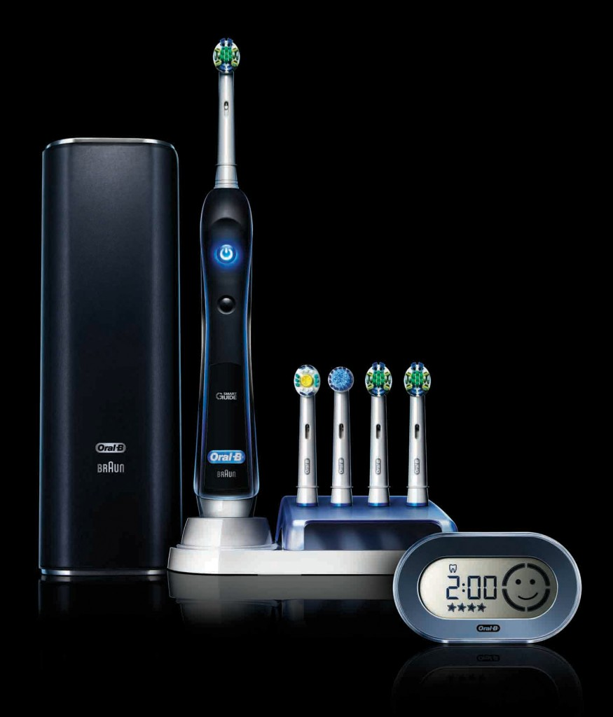 Oral-B Precision Black 7000 Reviewed