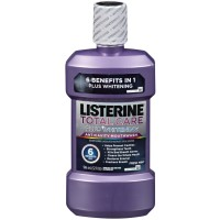Listerine Whitening Mouthwash Review 1
